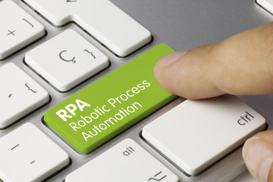 RPA at the Center of Digital Transformation Plans