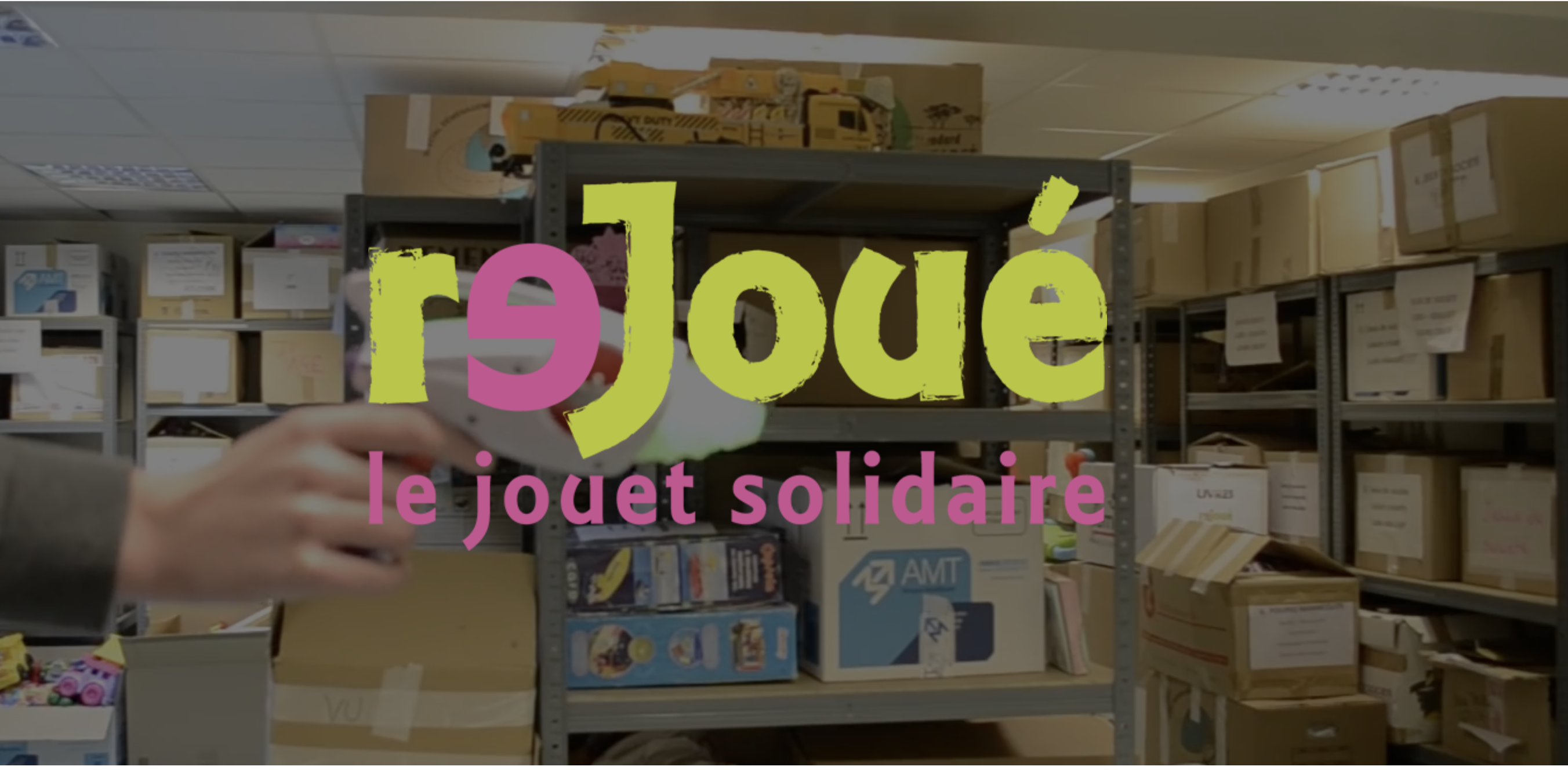 Ginini antipode et le jouet solidaire
