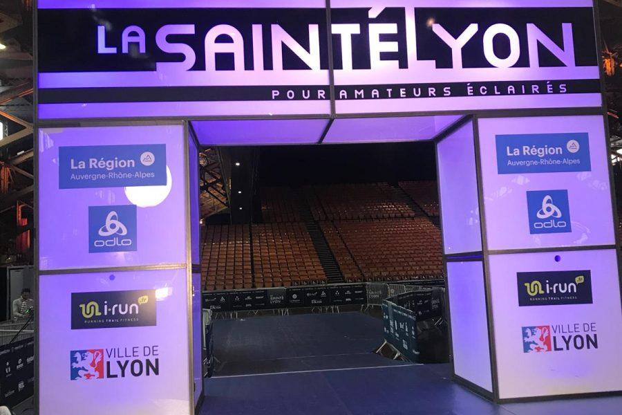 Ginini antipode : sixième participation en 8 ans  au  mythique raid de la SaintéLyon
