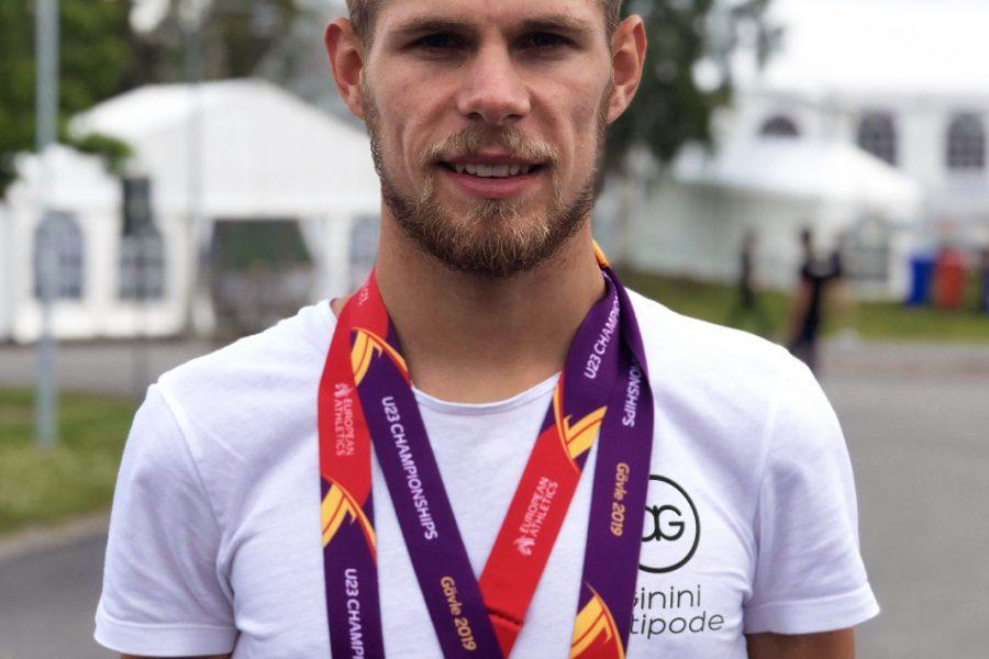 Jimmy Gressier, un doublé historique aux championnats d'Europe