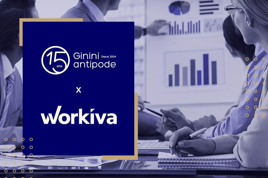 Ginini antipode et Workiva accompagnent la mise en conformité et les projets de transformation finance des entreprises françaises